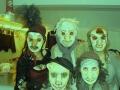 Sweeney Todd - Con las mascaras