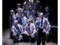 Sweeney Todd con Julio Chavez y elenco
